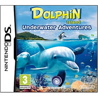 Dolphin Island Underwater Adventures (Nintendo DS) - Factory Sealed