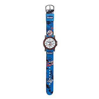 Scout child watch action ItBoys learning Watch Blue Jungennuhr 280375009