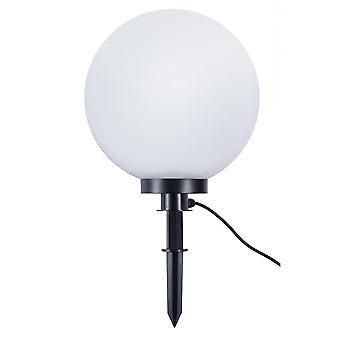 Trio Lighting Bolo Modern Black Plastic Floor Lamp