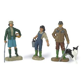 Britains Farm 01:32 Bauernfamilie