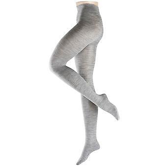 Esprit Plain Tights - Light Grey
