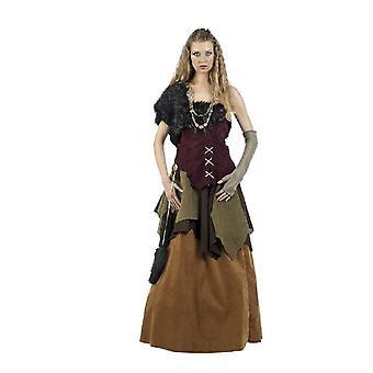 Winkingerin Valeska Barbarin fighter Amazon Lady costume