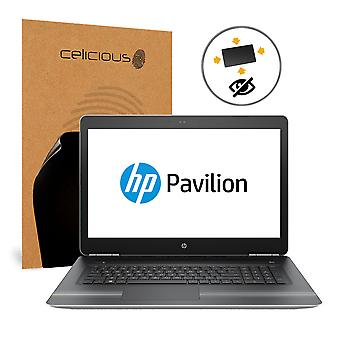 Celicious Privacy Plus 4-Way Anti-Spy Filter Screen Protector Film Compatible with HP Pavilion 17 AB003NA