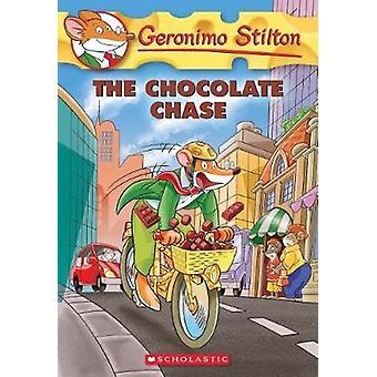Geronimo Stilton #67 - choklad jakten av Stilton - Geronimo - 9781