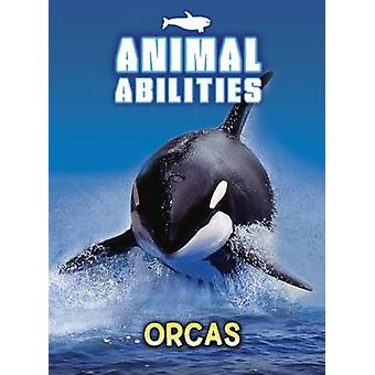 Orcas by Anna Claybourne - 9781406259186 Book