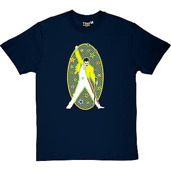 Freddie Mercury Men's T-Shirt