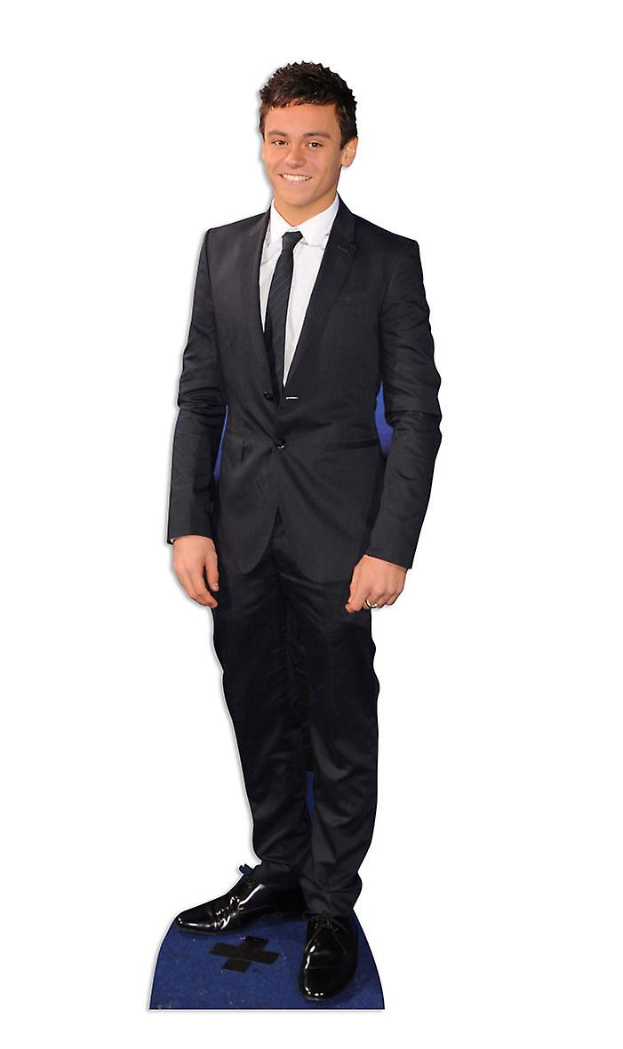 Tom Daley Lifesize Cardboard Cutout / Standee / Standup