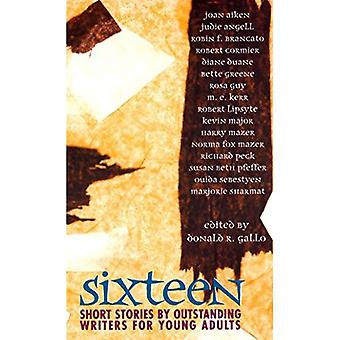 Sixteen: Short Stories by Outstanding Writers for Young Adults