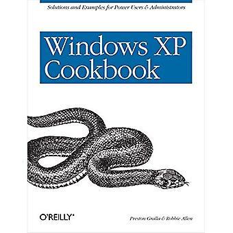 Windows XP kokbok (kokböcker)