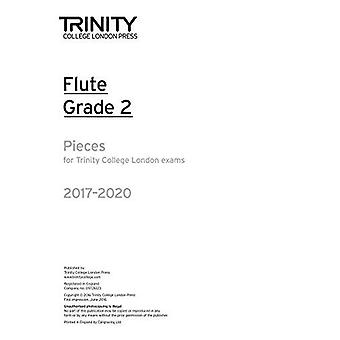 Trinity College London: Flute Exam Pieces Grade 2 2017 to 2020 (part only)