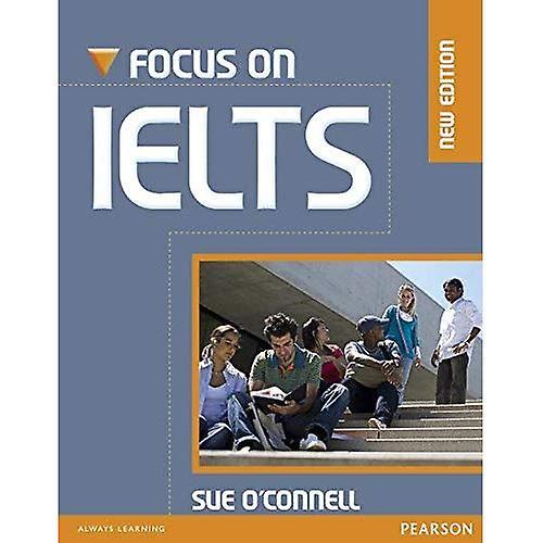 Focus on IELTS Coursebook iTest CD-Rom Pack