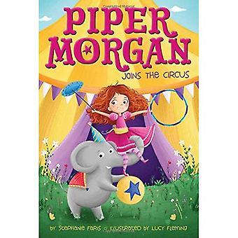 Piper Morgan sluit zich aan bij het Circus