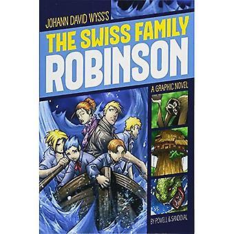 The Swiss Family Robinson (Graphic Revolve: Common Core Editions)