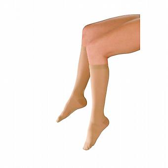 Pebble UK Medical Weight Short Length Socks [Style P200A] Beige  XXXL