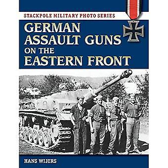 Tyska Assault Guns på östfronten (Stackpole militär bildserie)