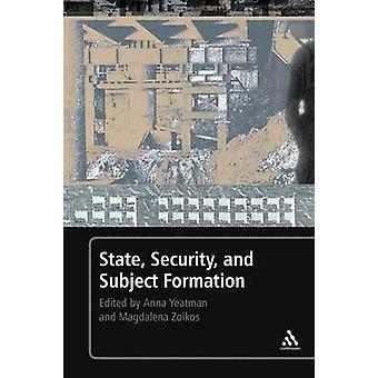 A segurança do estado e formação de assunto por Yeatman & Anna