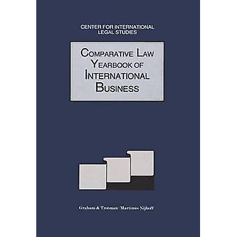 Comparative Law Yearbook of International Business 1991 by Campbell & Dennis