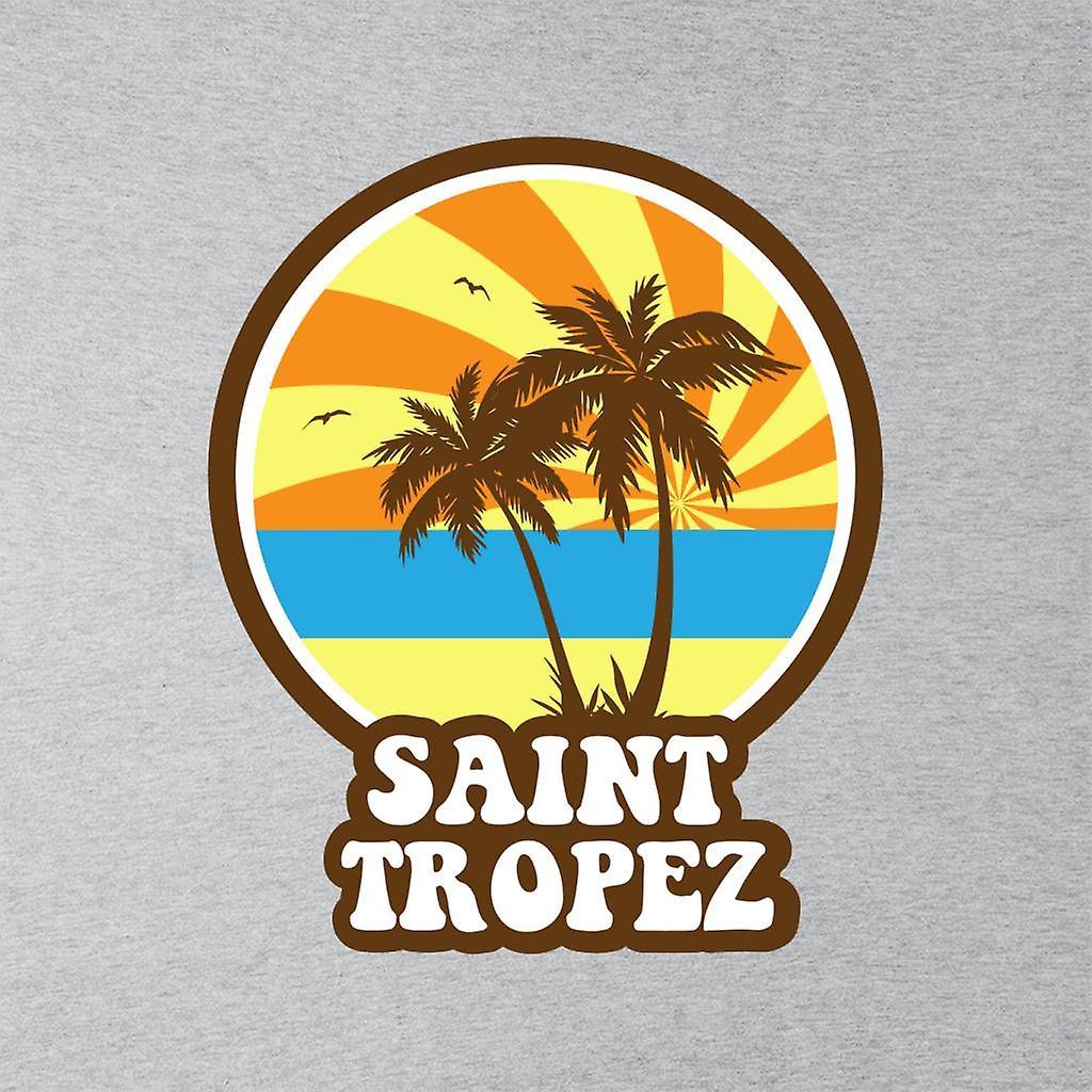 Saint Tropez Beach Retro Men's Vest