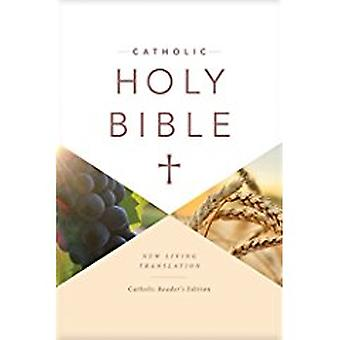 Catholic Holy Bible Reader's Edition by Tyndale - 9781496414014 Book