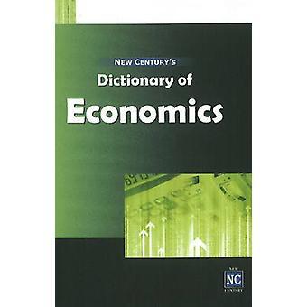 New Century's Dictionary of Economics by New Century - 9788177081626