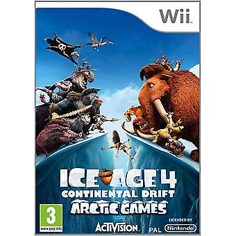 Ice Age Continental Drift Nintendo Wii Game