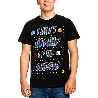 Men's Pac-Man Ain't Afraid of No Ghosts T-Shirt