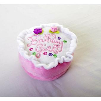 Birthday Cake Dog Toy -