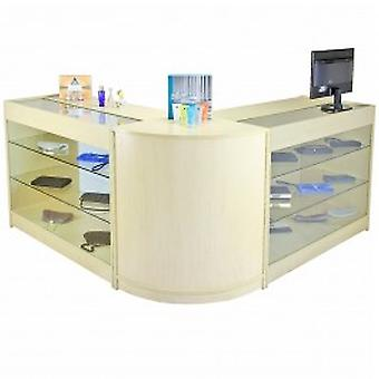 Horizon Shop Counter & Retail Display Set