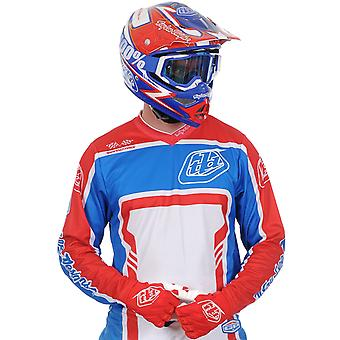 Troy Lee Designs Blue 2015 GP Factory MX Jersey