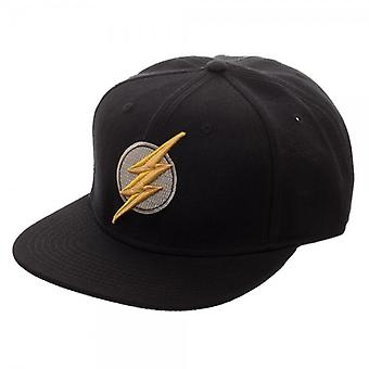 Baseball Cap - Marvel - Core Line Flash Icon Embroidered Snapback New Licensed sb5rv8jlm