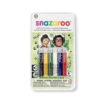Unisex schminken stokken Kit van Snazaroo
