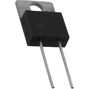 High power resistor 1 Ω Radial lead TO 220 20 W Bourns PWR220T-20-1R00F 1 pc(s)