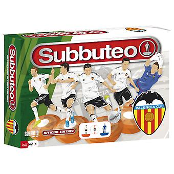 Subbuteo Valencia Cf Playset (Kids , Toys , Table Games , Memory Games)