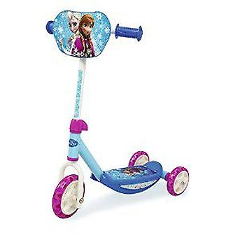 Smoby Frozen Three-Wheels Scooter Toy (Outdoor , On Wheels , Scooters)