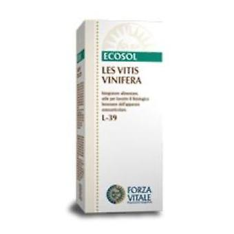 Forza Vitale Vitis Vinifera Extract Compost 50Ml. (Herbalist's , Natural extracts)