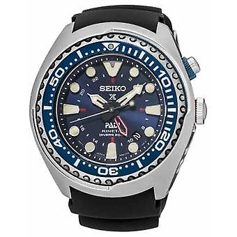 Seiko Prospex PADI Certified Kinetic GMT Special Edition SUN065P1 Watch
