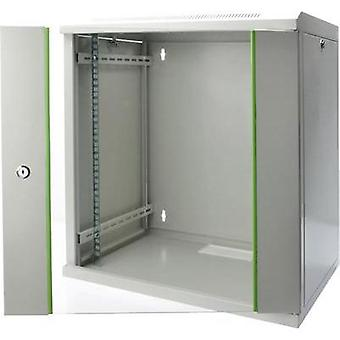 19 server rack cabinet Digitus Professional DN-19 12-U-EC (W x H x D) 600 x 638 x 450 mm 12 U Light grey (RAL 7035)