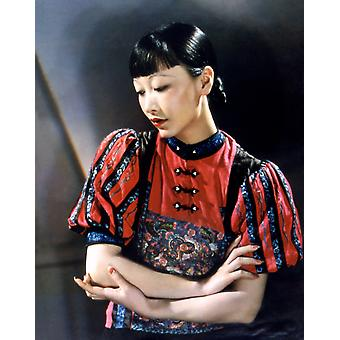 Anna May Wong 1930S Photo Print
