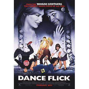 Poster do filme Dance Flick (11 x 17)