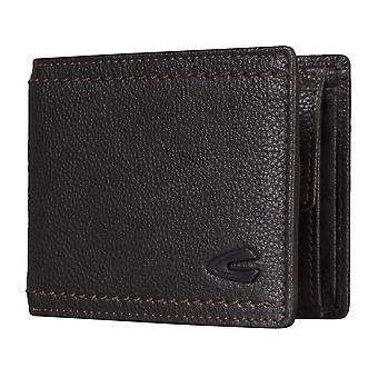 Camel active para hombre monedero billetera marrón 5000