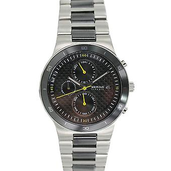 Bering mens watch watch XL ceramic - 33341-749