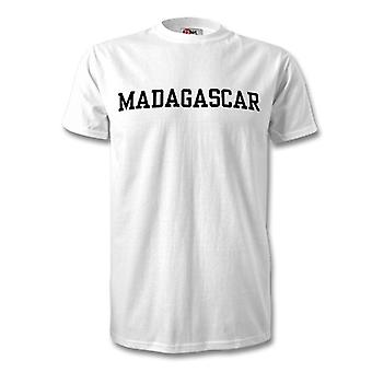 Madagascar Country Kids T-Shirt