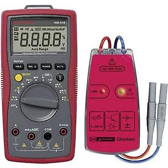 Handheld multimeter Beha Amprobe Bundle 1 AM-510-EUR CAT III 600 V