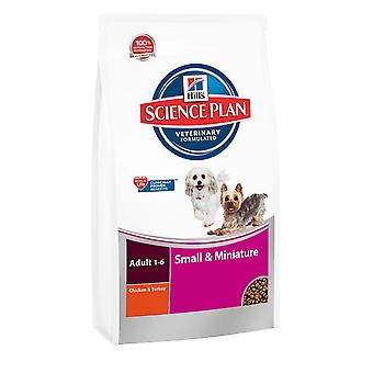 Hill's Science Plan Canine Small & Minature Adult Chicken & Turkey 1.5kg