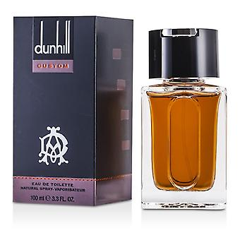 Dunhill Custom Eau De Toilette Spray 100ml/3.3oz