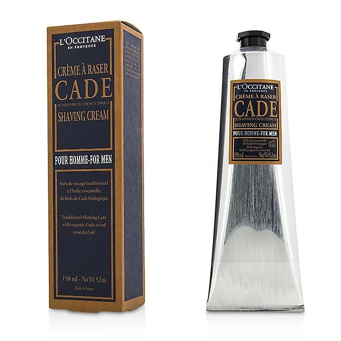 L'Occitane Cade For Men Scheerschuim 150ml / 5.2oz