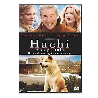 Hachi-Dogs Tale [DVD] USA import