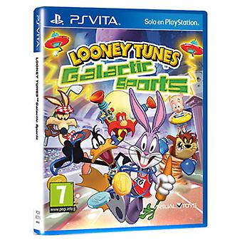 Playstation Looney Tunes Galactic Games Ps Vita