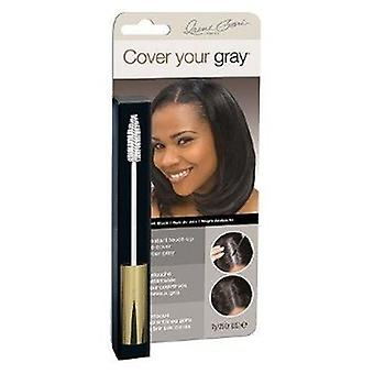 Cover Your Gray Brush-In Jet Black