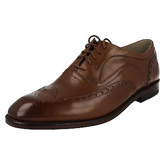 Mens Clarks Lace Up Brogue Shoes Twinley Limit